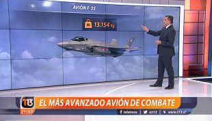 [VIDEO] Así es el más avanzado avión de combate