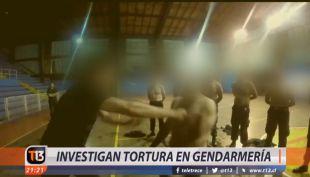 [VIDEO] Investigan torturas a funcionarios de Gendarmería