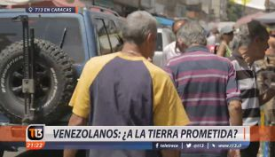 [VIDEO] Venezolanos en Chile: ¿a la tierra prometida?