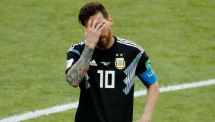 Decepcionante debut de Argentina y Messi en Rusia 2018 tras igualdad ante Islandia