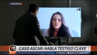 [VIDEO] Caso Ascar: habla testigo clave