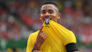 [VIDEO] De hincha a ídolo del Mundial: La historia de Gabriel Jesús en Brasil