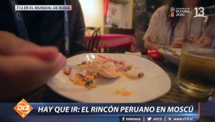 [VIDEO] #HayQueIr: El rincón peruano en Moscú