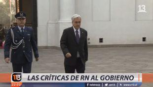 [VIDEO] Las críticas de RN al Gobierno