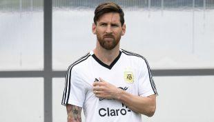 [VIDEO] Sampaoli se encomienda a Messi para conseguir un triunfo con Argentina