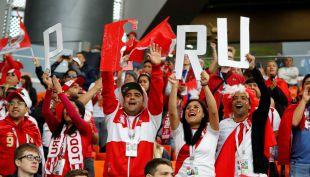 [VIDEO] Así se escuchó el himno de Perú en Ekaterimburgo