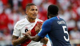 [VIDEO] ¡Qué cerca! La ocasión que tuvo Paolo Guerrero para marcar el primer gol de Perú en Rusia