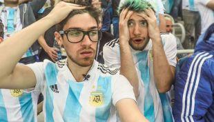 [VIDEO] Nos van a matar los chilenos: El sufrimiento de Los Displicentes por la goleada croata