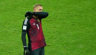 [VIDEO] La brillante atajada de Olsen que salvó a Suecia frente a Alemania