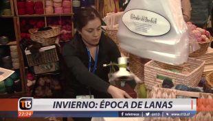 [VIDEO] Invierno: Época de lanas