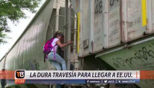[VIDEO] La dura travesía para llegar a Estados Unidos