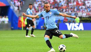 [VIDEO] El desafortunado autogol de Cheryshev que aumentó la cifra para Uruguay ante Rusia