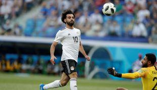 [VIDEO] El golazo de Salah sobre Arabia Saudita