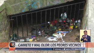 [VIDEO] Carrete y mal olor: los peores vecinos de Valparaíso