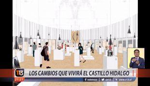 [VIDEO] Los cambios que vivirá el castillo Hidalgo