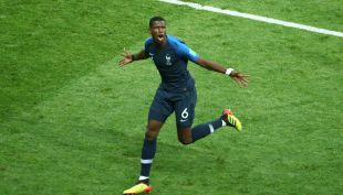 [VIDEO] El golazo de Paul Pogba que aumentó el marcador para Francia en la final