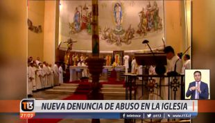 [VIDEO] Nueva denuncia de abuso en la iglesia