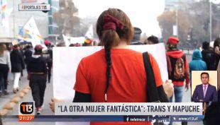 [VIDEO] La otra Mujer Fantástica: trans y mapuche