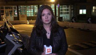 [VIDEO] T13 en Génova: Habría 3 víctimas chilenas por colapso de puente