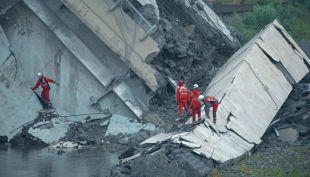[VIDEO] Puente Morandi: El antes y después de la tragedia que sacude a Italia