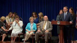 [VIDEO] Escándalo en EE.UU: Más de 300 sacerdotes acusados de abusos