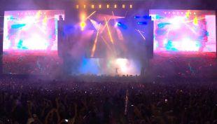 [VIDEO] T13 en Lollapalooza Chicago: Bruno Mars y Dua Lipa entre los números estelares