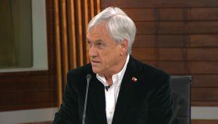 [VIDEO] Los temas que marcaron la entrevista de Sebastián Piñera en Mesa Central