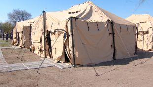 [VIDEO] Hospital de campaña llega a Cerro Navia
