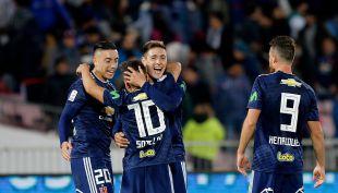 [VIDEO] Goles fecha 20: Universidad de Chile derrotó por la mínima a OHiggins en el Nacional