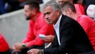 [VIDEO] La dura respuesta de José Mourinho a una periodista tras derrota de Manchester United