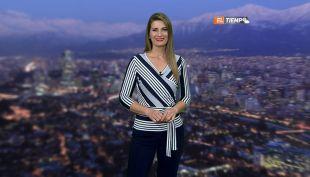 [VIDEO] Revisa el informe del tiempo
