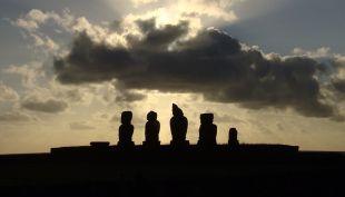 [VIDEO] Rapa Nui pide retorno de moáis