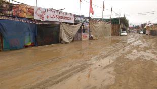 [VIDEO] Extienden fondas por lluvia en Valparaíso