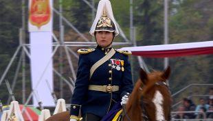 Capitán Mabel Sánchez