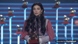 [VIDEO] Mon Laferte busca su segundo Grammy Latino
