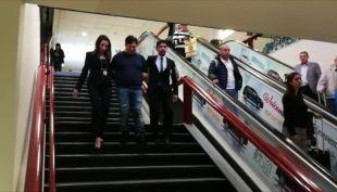 [VIDEO] Delincuente se escondió en Europa tras violento asalto