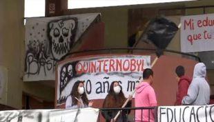 [VIDEO] Nuevos casos de intoxicación en Quintero