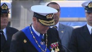 [VIDEO] Polémica por dichos de ex almirante