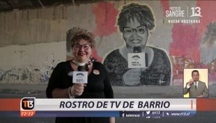 [VIDEO] Rostro de TV de barrio
