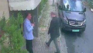 [VIDEO] Tensión por periodista saudí desaparecido
