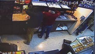[VIDEO] Violentos asaltos a bencineras de la zona norte de Santiago