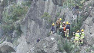 [VIDEO] Encuentran muerto a jóvenes en Antuco