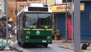 [VIDEO] ¿Qué pasará con los Trolebuses de Valparaíso?