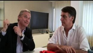 [VIDEO] Visitas a Bolsonaro dividen a la derecha