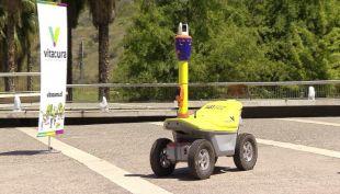 [VIDEO] Vitacura: Robocop chileno contra la delincuencia