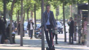 [VIDEO] Scooters eléctricos: Así funciona el nuevo sistema de transportes en Las Condes