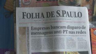 [VIDEO] Noticias falsas golpean campaña de Brasil