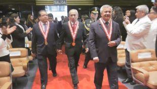 [VIDEO] Increíble fuga y detención de juez peruano