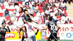 [VIDEO] Goles Fecha 26: Curicó empata frente a Palestino en partido clave para escapar del descenso