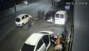 [VIDEO] Grupo armado atacó consultorio a balazos